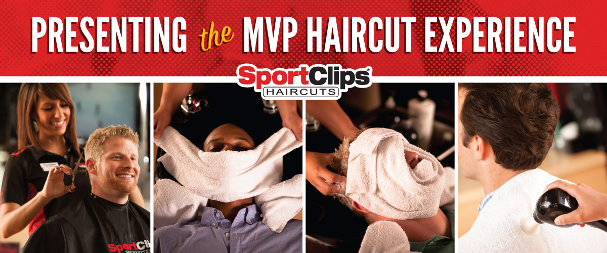 The Sport Clips Haircuts of Aurora - Shops at Cherokee Village MVP Haircut Experience